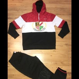 Foreign Local SweatSuit NWT 🔥